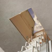 scale retraibili retraibili per terrazzi | Scala a botola per ...